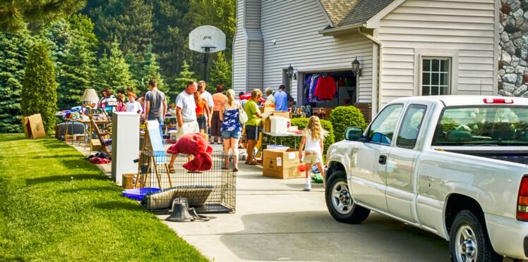 5 choses à savoir pour bien organiser un vide-grenier