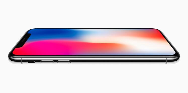 Apple lance l'iPhone X, le plus cher smartphone jamais vendu