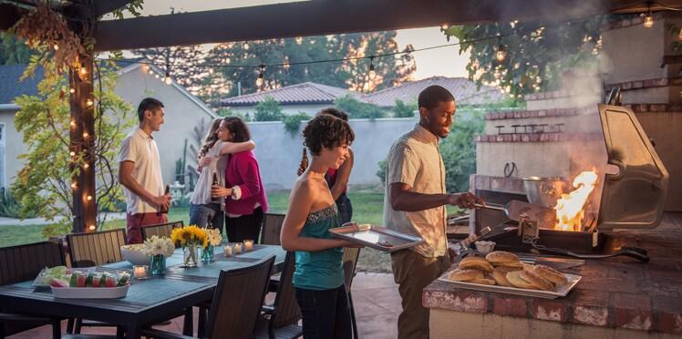 Barbecue, bruit, tonte de la pelouse… vos droits au jardin pendant l'été