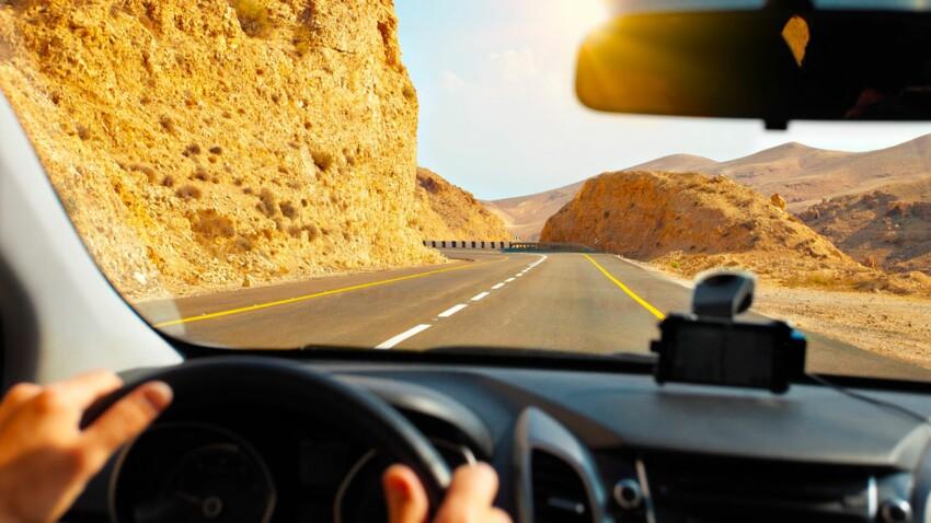Les bons réflexes à avoir en voiture en cas de canicule