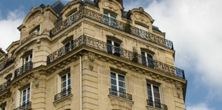 Les charges de copropriété sont les plus élevées à Paris