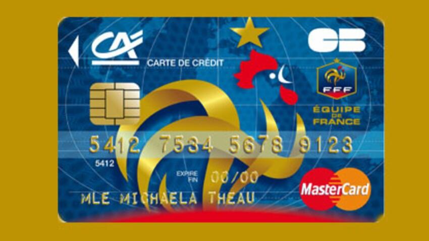 Coupe du Monde : une carte bancaire aux couleurs des Bleus