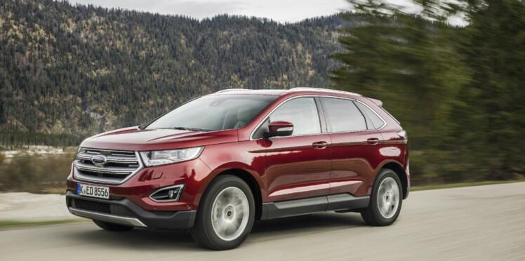 Gros SUV, monospace de luxe : Ford soigne les familles