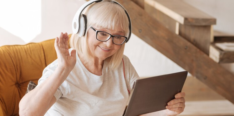 FACILOTAB : la tablette qui connecte les seniors