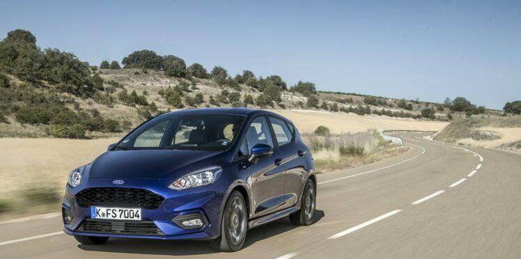 Ford Fiesta, la petite berline connectée à la sécurité