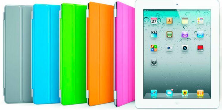 Apple dévoile son iPad 2 retouché et amélioré