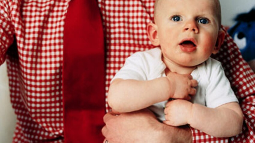 Job et Bébés, les pères aussi rament