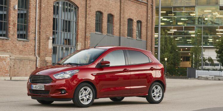 KA+, la petite berline low price signée Ford
