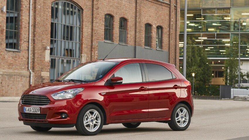 KA+, la petite berline low price signée Ford