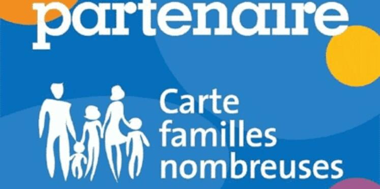 Carte Famille Nombreuse Auchan.Carte De Familles Nombreuses Des Progres Femme Actuelle