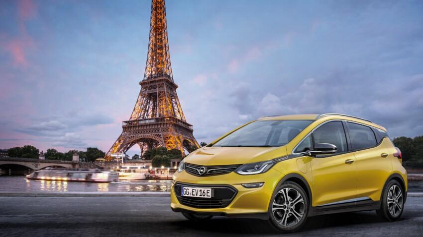 Mondial de l'auto, des nouveautés un peu plus éco-responsables