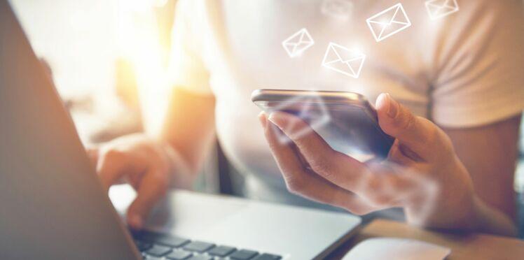 Mails perso au boulot : quels sont mes droits ?