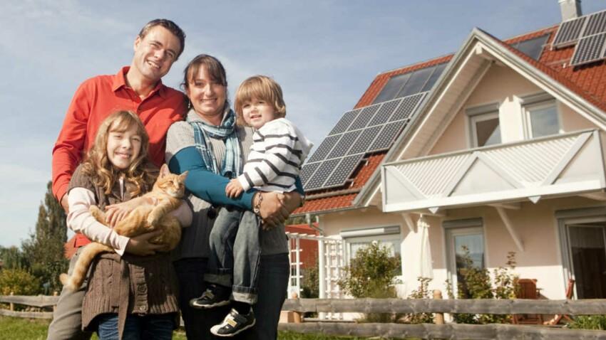 La maison à énergie positive, c'est pour demain