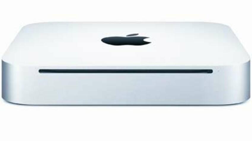 Apple dévoile un nouveau Mac Mini
