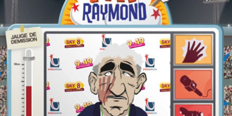 Une application Facebook pour se défouler sur Raymond Domenech avec humour