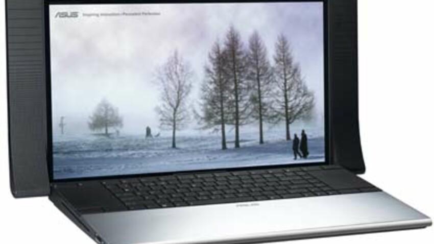 Asus lance un PC portable de luxe, griffé Bang & Olufsen