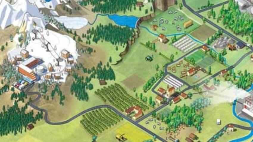 Clim city, le jeu en ligne pour réduire les émissions de CO2