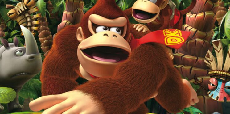 On a testé Donkey Kong Country Returns