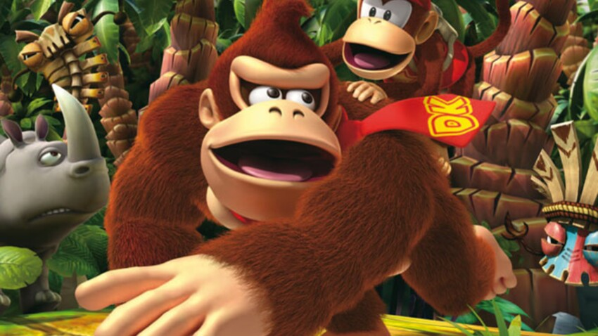 On a testé Donkey Kong Country Returns