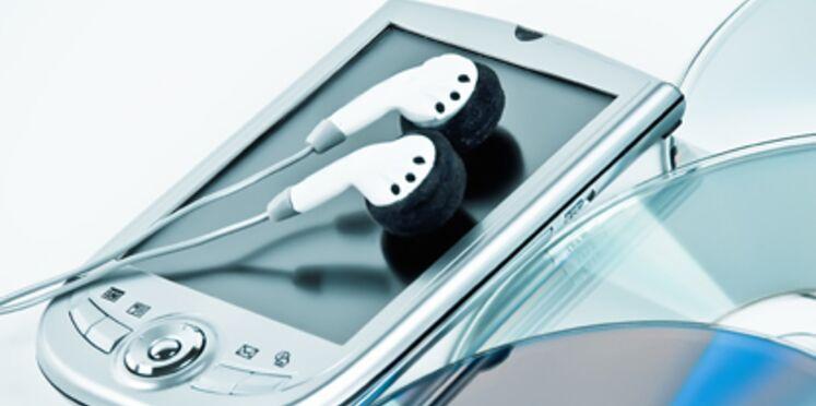 1/4 des Européens écoutent de la musique sur leur mobile