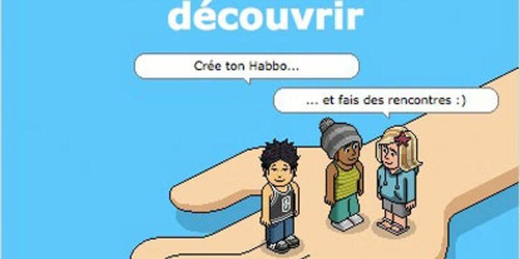 Habbo : un monde virtuel pour les ados