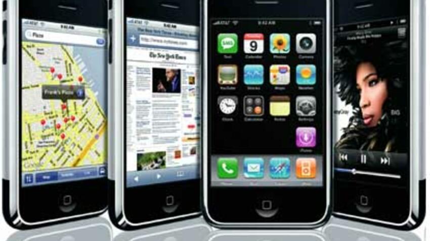 L'iPhone en vente chez SFR le 8 avril