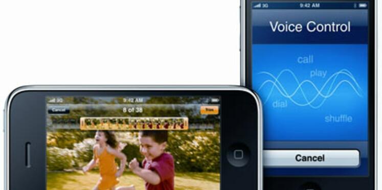 Le nouvel iPhone 3G d'Apple sort le 19 juin