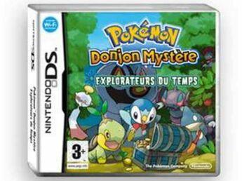 Les Pokémon sont de retour sur DS
