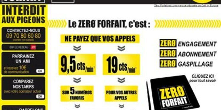 Mobile : lancement d'un opérateur low cost