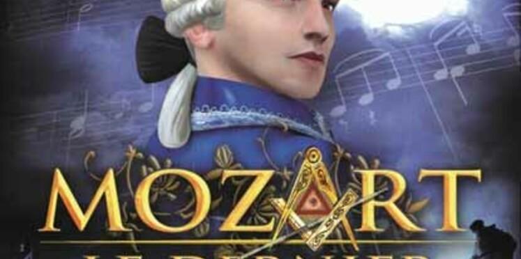 """40 jeux vidéo """"Mozart, le dernier secret"""" à gagner"""