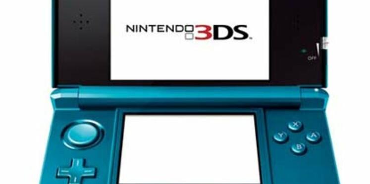 La Nintendo 3DS arrivera en France en mars