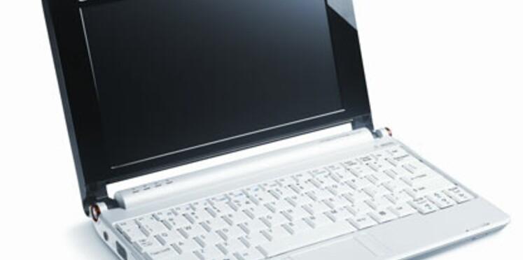 Plus de 10 millions de PC vendus en France en 2009