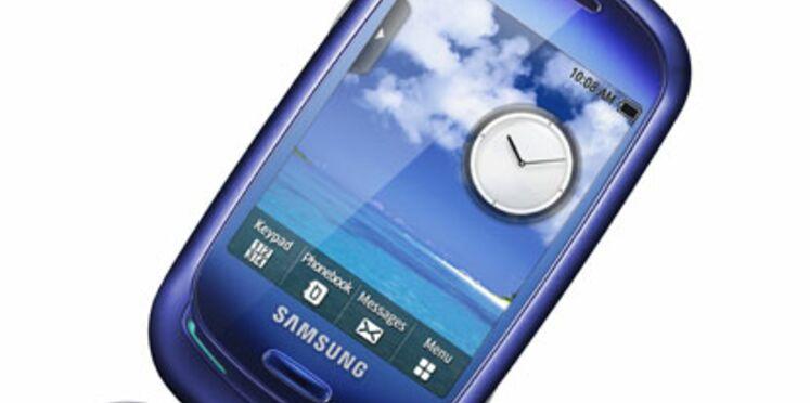 Le premier portable solaire chez Samsung