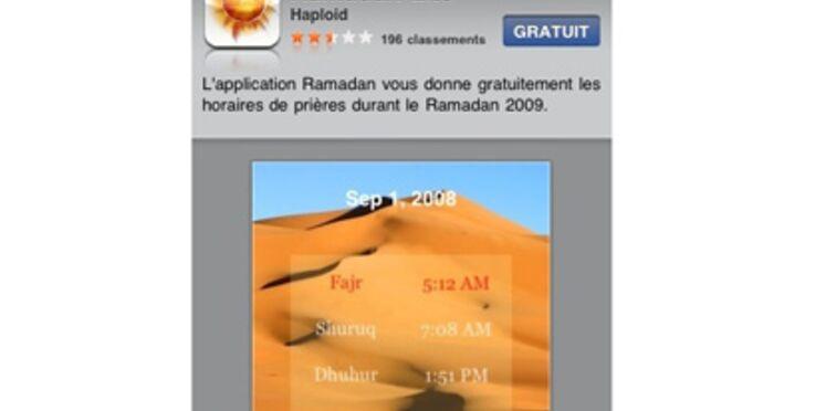 Ramadan : des applications iPhone et Nokia pour accompagner le jeûne