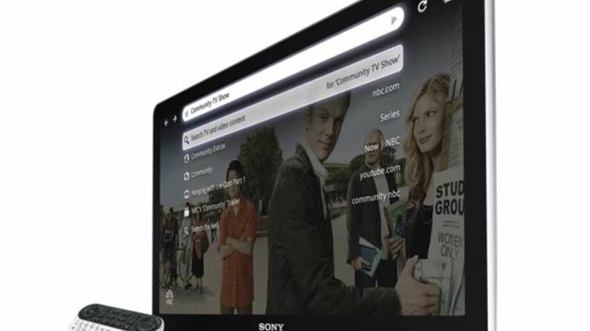 Sony dévoile ses écrans compatibles avec Google TV
