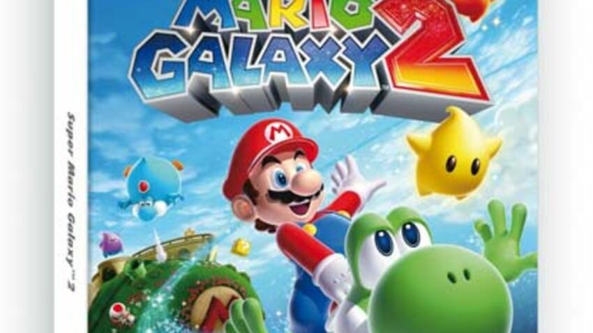 """J'ai testé """"Super Mario Galaxy 2"""" sur Wii"""
