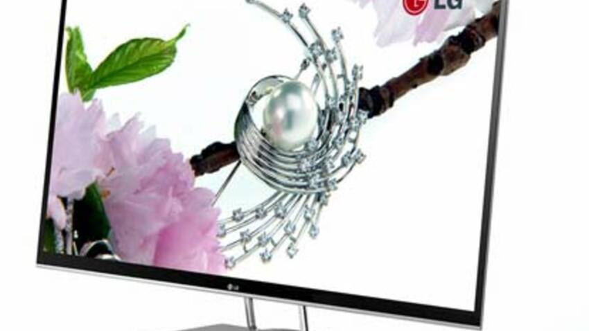 LG présente le téléviseur le plus fin du monde
