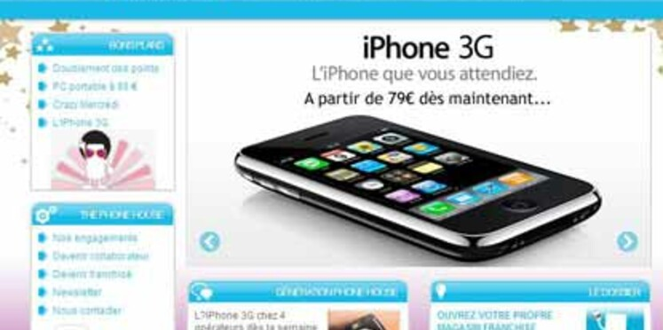 The Phone House met en vente l'iPhone