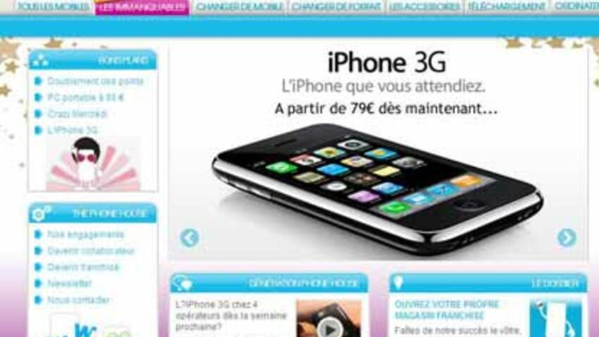 The Phone House met en vente l'iPhone