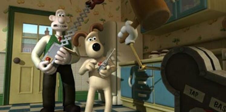 """Les nouvelles aventures de """"Wallace & Gromit"""" arrivent sur PC"""