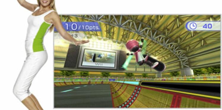 "Nintendo proposera ""Wii Fit Plus"" cet automne"