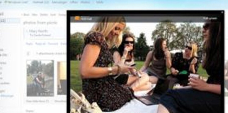 Windows Live Hotmail fait peau neuve : Femme Actuelle Le MAG