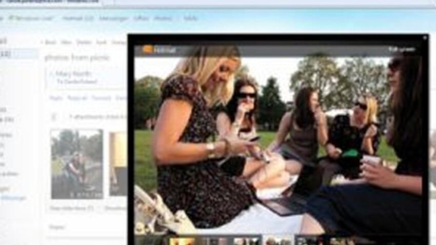 Windows Live Hotmail fait peau neuve