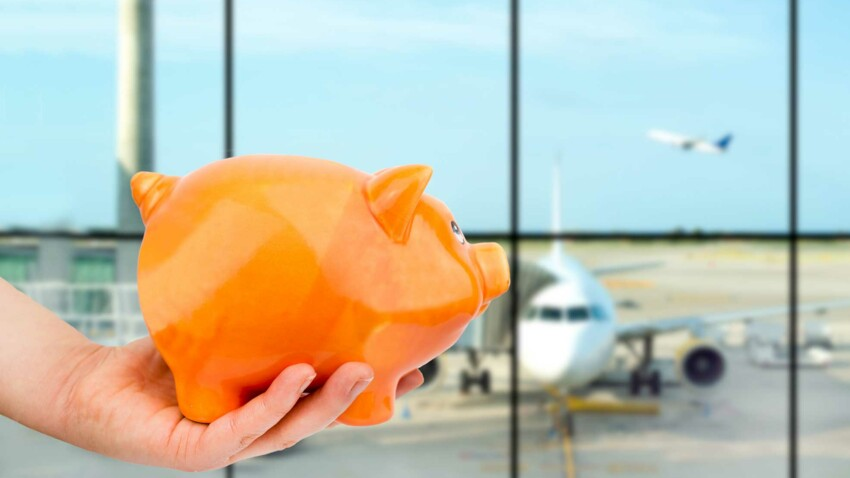 Pour gagner de l'argent, je revends mes billets d'avion