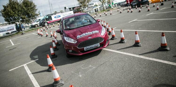 Sécurité routière, Ford forme les jeunes conducteurs