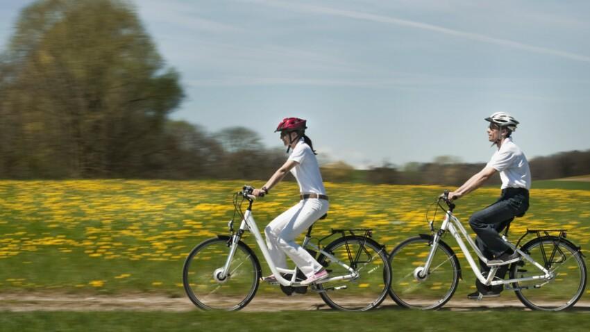 Un vélo électrique, pour pédaler… branché !