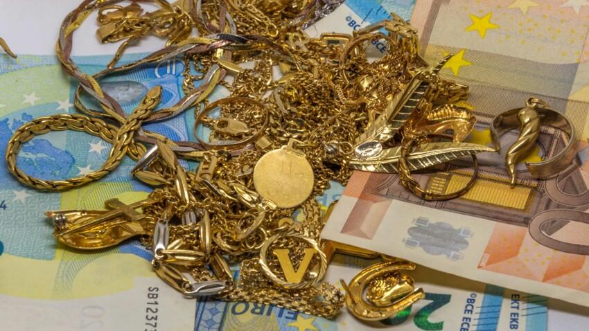 Vendre de l'or sans se faire avoir