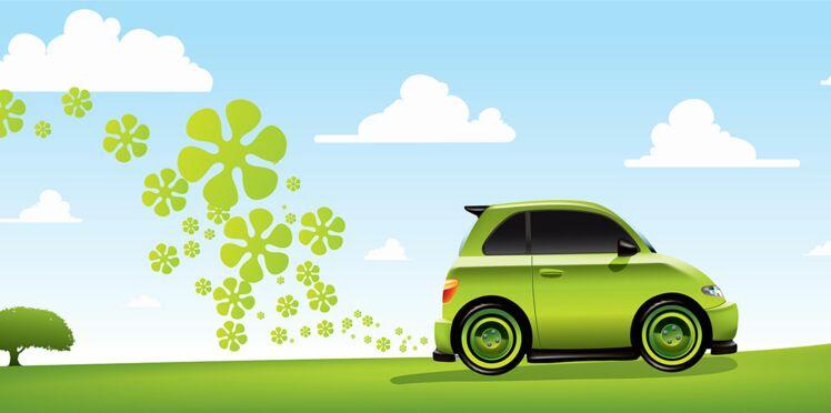 Crit'Air : des vignettes auto écolos obligatoires