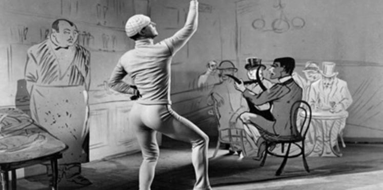 Bon danseur =  grand séducteur ?