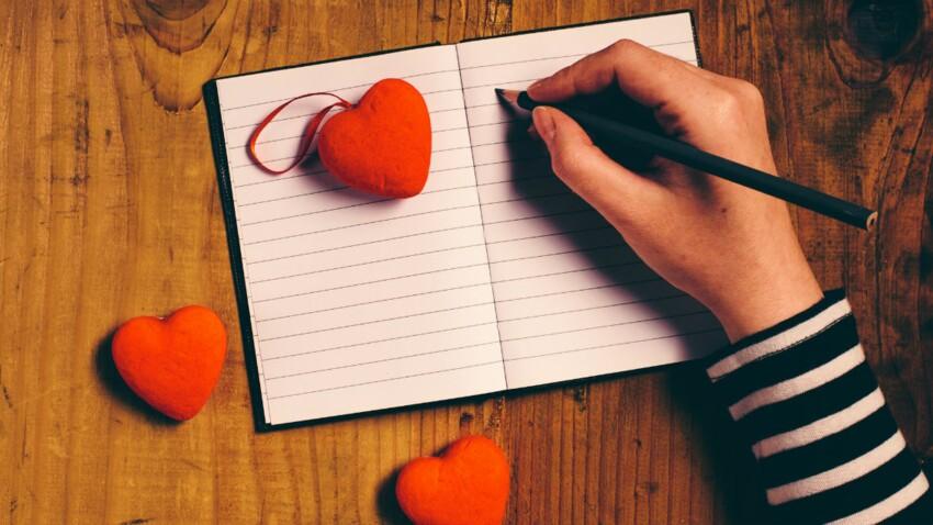 Comment écrire une lettre d'amour? 3 conseils pour le faire fondre